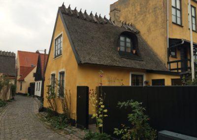 Hus i Dragør